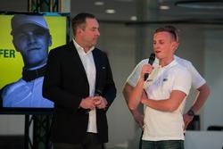 Patrcik Simon, Marvin Kirchhöfer, HTP Motorsport