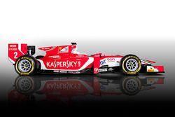 La voiture d'Antonio Fuoco, PREMA Racing
