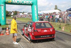 Simon Wüthrich, VW Golf, Equipe Bernoise