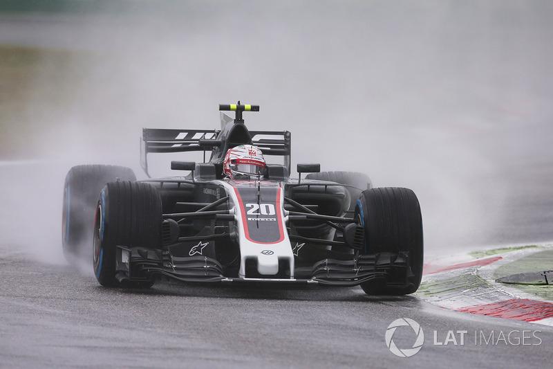 9. Kevin Magnussen, Haas F1 Team Team VF-17