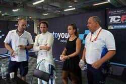 Фредерик Вервиш, Comtoyou Racing