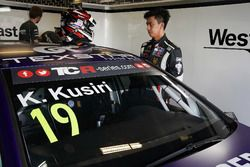Kantadhee Kusiri, West Coast Racing, Volkswagen Golf GTi TCR