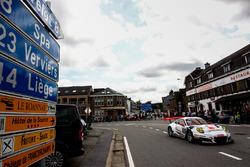 #912 Herberth Motorsport Porsche 991 GT3 R: Daniel Allemann, Ralf Bohn, Sven M?ller, Mathieu Jaminet