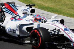 Paul di Resta, Williams, Felipe Massa, Williams yerine piste çıkıyor