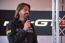 Stephane Ratel, CEO SRO Motorsports Group
