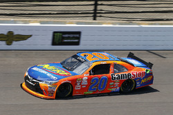 Эрик Джонс, Joe Gibbs Racing Toyota