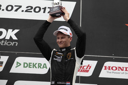 Podium: Rik Breukers, Bas Koeten Racing, Seat Leon TCR