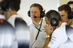 Zak Brown, McLaren