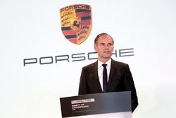 Michael Steiner, membro del Consiglio Esecutivo Ricerca e Sviluppo, Porsche AG