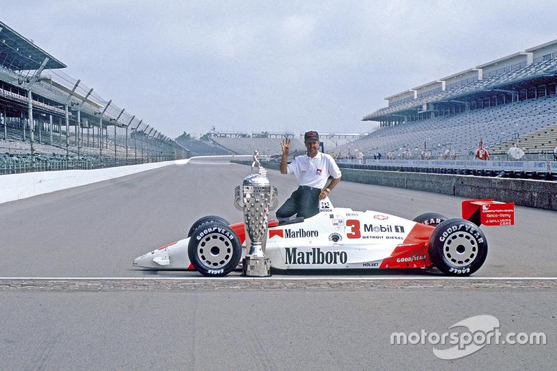#75 Rick Mears 1991