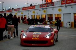 Rusty Wallace, Ferrari di Houston