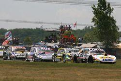 Juan Marcos Angelini, UR Racing Dodge, Omar Martinez, Martinez Competicion Ford, Juan Martin Trucco,
