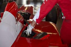 Detail: Ferrari F2001B