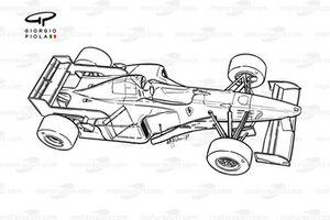 Ferrari F310B (648/2) 1997 overviwe