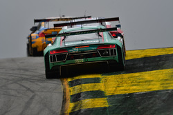 #29 Montaplast by Land-Motorsport Audi R8 LMS GT3: Connor de Phillippi, Christopher Mies, Sheldon van der Linde