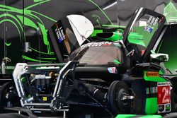 #2 Tequila Patrón ESM Nissan DPi: Scott Sharp, Ryan Dalziel, Brendon Hartley