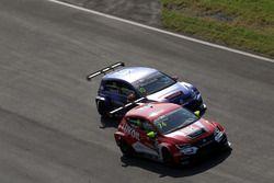 Pepe Oriola, Lukoil Craft-Bamboo Racing, SEAT León TCR, Gianni Morbidelli, West Coast Racing, Volksw