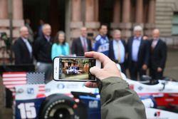 Bekanntgabe der IndyCar-Rückkehr nach Portland
