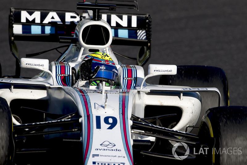 10e : Felipe Massa (Williams)