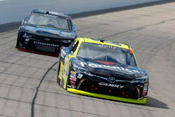 Matt Tifft, Joe Gibbs Racing Toyota, Timmy Hill, Chevrolet