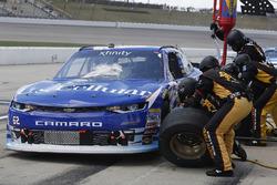 Брендан Гоэн, Richard Childress Racing Chevrolet на пит-стопе