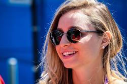Bianca Diniz Caloi, fidanzata Lucas di Grassi, ABT Schaeffler Audi Sport