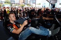 Феликс Розенквист, Mahindra Racing