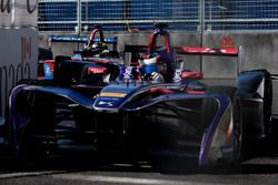 Том Дильман, Venturi, и Хосе Мария Лопес, DS Virgin Racing