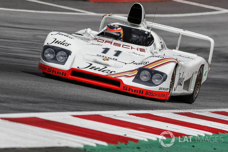 Neel Jani, Porsche 936 on the Legends Parade