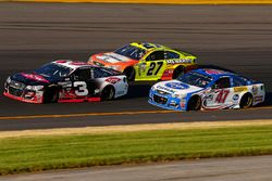 Austin Dillon, Richard Childress Racing Chevrolet, Paul Menard, Richard Childress Racing Chevrolet,