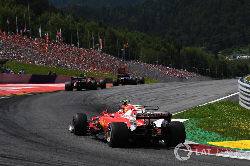 """Kimi est un """"traînard"""", mais Alonso ne va pas le remplacer"""