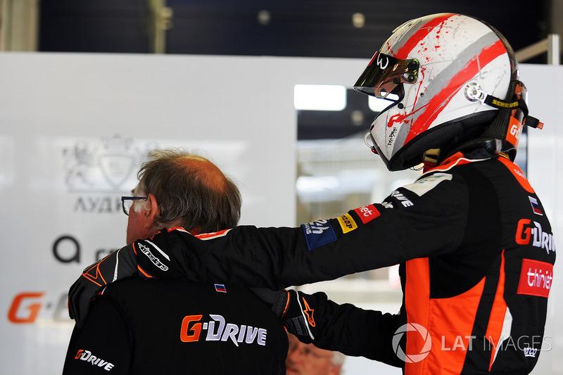 П'єрр Тір'є, G-Drive Racing