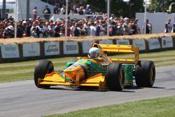 Benetton Ford B193