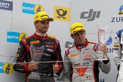 Podyum: 2. #9 Audi Sport Team WRT, Audi R8 LMS: Nico Müller, Frederic Vervisch