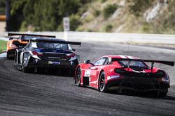 GT Open 2017, Estoril Race, Philipp Frommenwiler und Albert Costa,Lexus RC F GT3, Emil Frey Lexus Ra