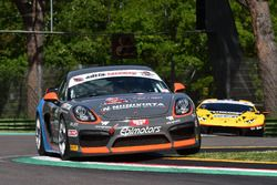 Sabino Marco De Castro, Ebimotors,Porsche Cayman-GT4