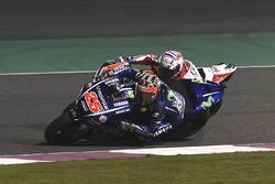 Maverick Viñales, Yamaha Factory Racing dépasse Andrea Dovizioso, Ducati Team