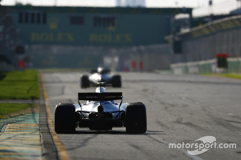 Lance Stroll, Williams, FW40