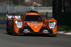 #22 G-Drive Racing, Oreca 07 - Gibson: Memo Rojas, Ryo Hirakawa, Leo Roussel, #2 United Autosports,