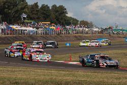 Christian Ledesma, Las Toscas Racing Chevrolet, Juan Pablo Gianini, JPG Racing Ford, Juan Martin Tru