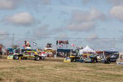Omar Martinez, Martinez Competicion Ford, Emanuel Moriatis, Martinez Competicion Ford, Esteban Gini,