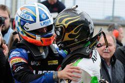 1. Aiden Moffat, Laser Tools Racing, Mercedes Benz A-Class