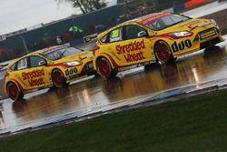 Luke Davenport, Motorbase Performance; Ford Focus