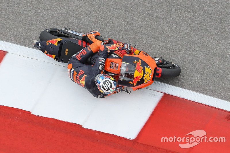 Ausfall: Pol Espargaro, Red Bull KTM Factory Racing