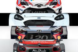 Les WRC 2017