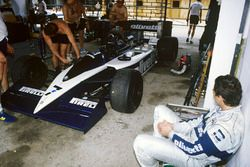 Riccardo Patrese, Brabham BT55-BMW
