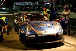 Pitstop #66 Attempto Racing Porsche 991 GT3 R: Jürgen Häring, Mike Hansch, Dietmar Ulrich, Andreas L
