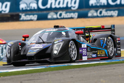 #69 Aylezo Ecotint Racing Ginetta LMP3: Zen Low, Weiron Tan, Riki Christodoulou