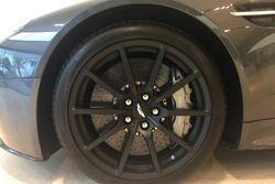 Max Verstappen Aston Martin V12 Vantage S