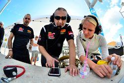 Laura Kraihamer de ANSA Motorsports